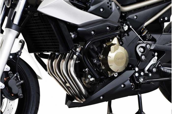Crash Bar Negru. Yamaha XJ 6 2008-2012 Ean: 4052572024188 [0]