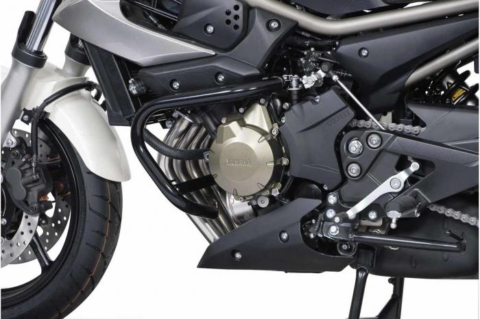 Crash Bar Negru. Yamaha XJ 6 2008-2012 Ean: 4052572024188 [2]