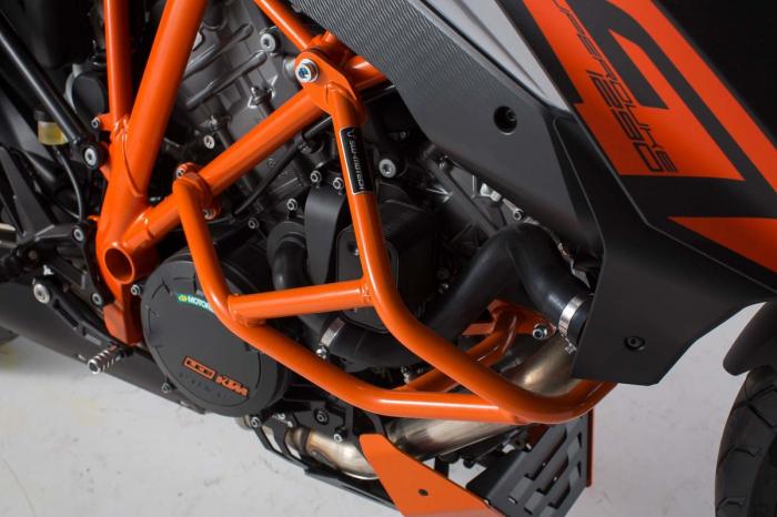 Crash Bar Portocaliu. KTM 1290 Super Duke R 2014- [2]