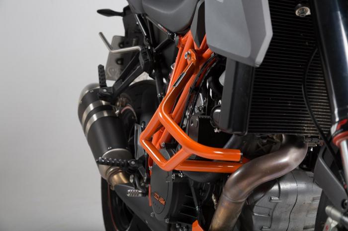 Crash Bar Portocaliu. KTM 1290 Super Duke R 2014- [3]