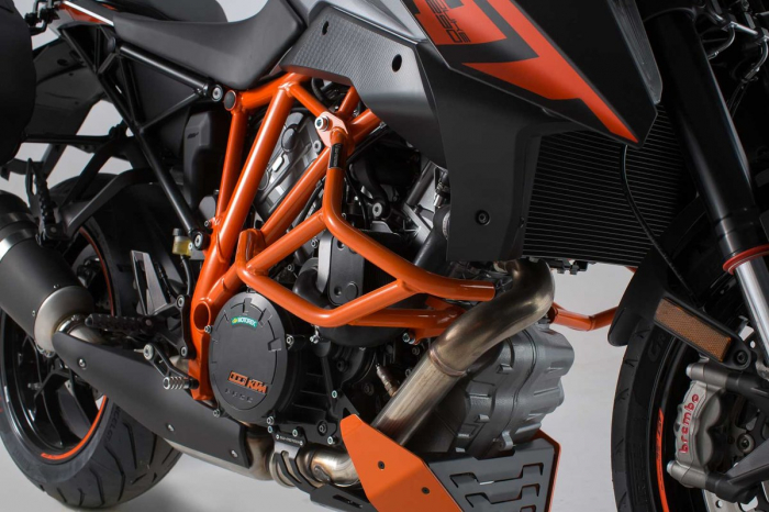 Crash Bar Portocaliu. KTM 1290 Super Duke R 2014- [0]