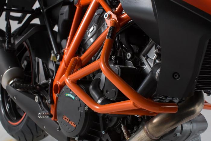 Crash Bar Portocaliu. KTM 1290 Super Duke R 2014- [1]