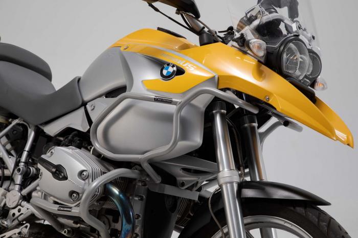 Crash bar superior argintiu. BMW R1200 GS (04-07). Only with crash bar. [2]