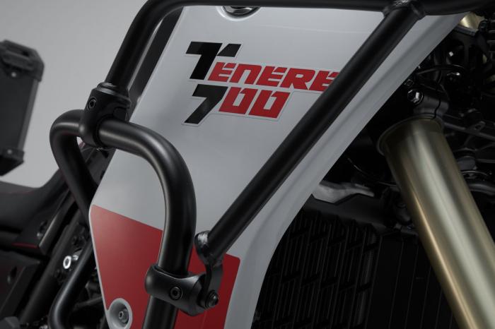 Crash bar superior Negru. Yamaha Tenere 700 (19-). 4