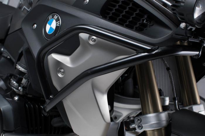 Crash Bar superior Negru BMW R 1200 GS LC (16-). 0