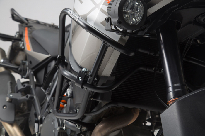 Crash Bar superior pentru crash bar original negru KTM 1050 (14-)/ 1190 Adventure/ R (13-). [4]