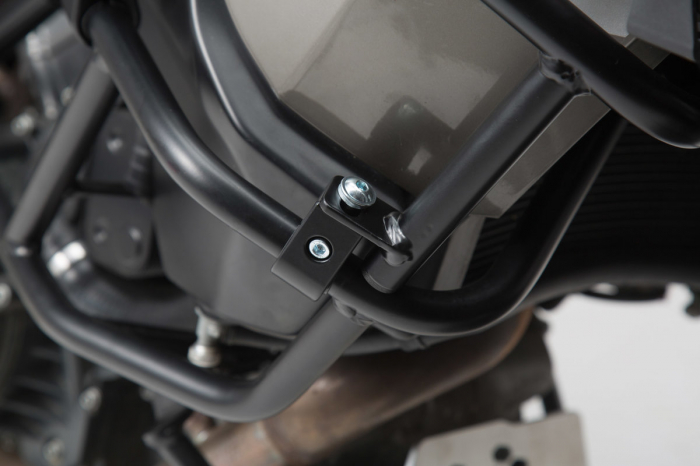 Crash Bar superior pentru crash bar original negru KTM 1050 (14-)/ 1190 Adventure/ R (13-). [2]