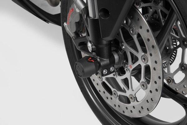 Crash pad ax roata fata Moto-Guzzi V85TT Trav [4]