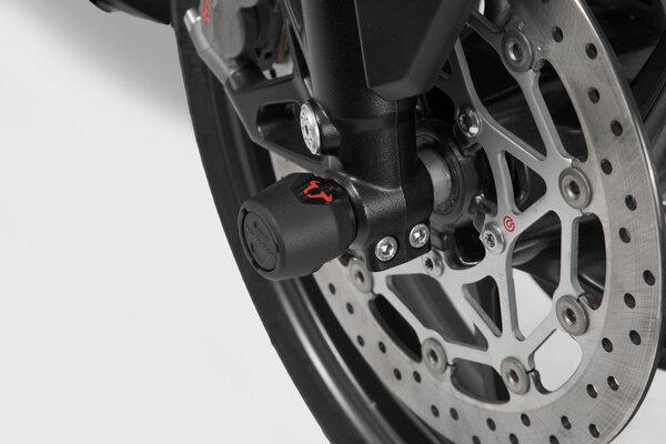 Crash pad ax roata fata Moto-Guzzi V85TT Trav [3]