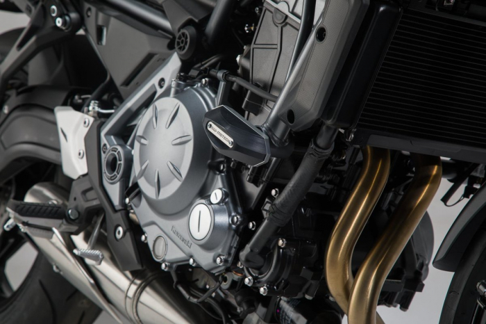 Slider set pentru frame Negru. Kawasaki Z650 16- Ean: 4052572041987 0