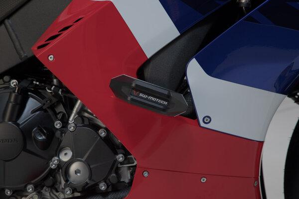Crash Pad Negru. Honda CBR1000RR-R Fireblade SP (19-). [3]