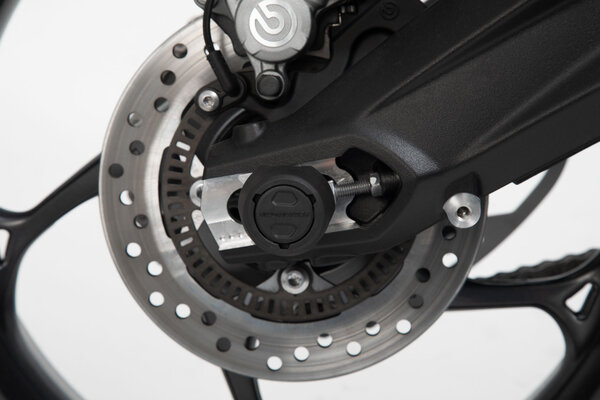 Crash Pad Negru. Yamaha MT-09 (13-16)/Tracer, XSR900/Abar. [2]