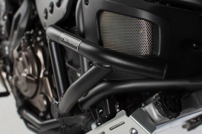 Crashbar Negru Yamaha XSR 700 (16-) [3]