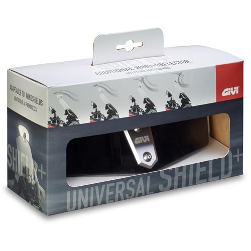 Deflector Vant Fumuriu Universal Shield + [2]