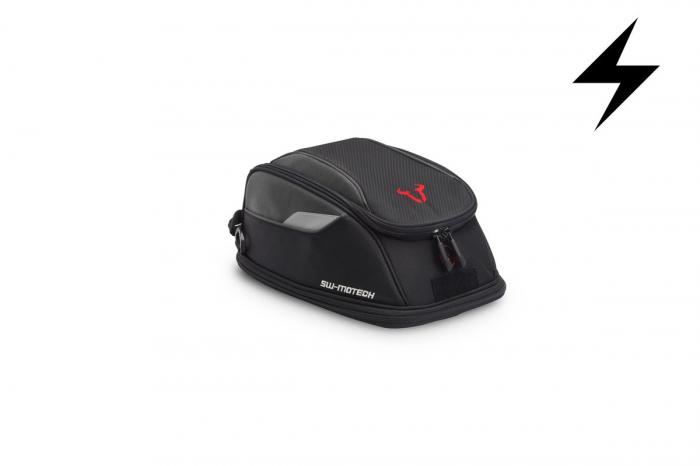 Evo 2.0 Daypack electric geanta rezervor 12 V. 5-9 l. pentru EVO Kit adaptor Inel Rezervor. negru /Gri. 0