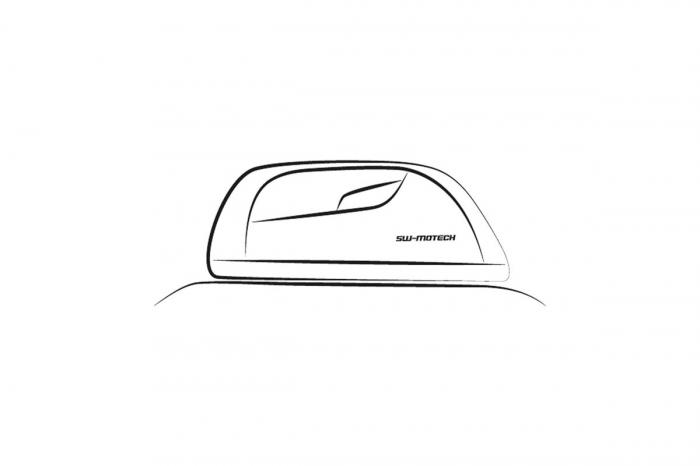 Evo 2.0 Sport electric geanta rezervor 12 V. 14-21 l. pentru EVO Kit adaptor Inel Rezervor. negru /Gri. 4