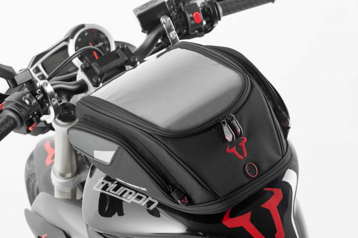 Evo 2.0 Sport electric geanta rezervor 12 V. 14-21 l. pentru EVO Kit adaptor Inel Rezervor. negru /Gri. 3