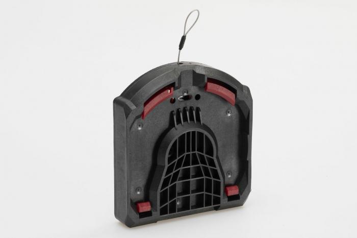 Evo 2.0 Trial electric geanta rezervor 12 V. 15-22 l. pentru EVO Kit adaptor Inel Rezervor. negru /Gri. 1
