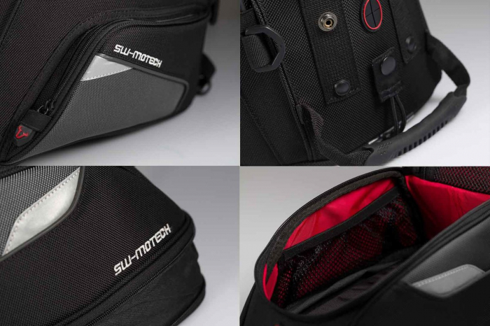 Evo Engage geanta rezervor 7 l. pentru EVO Kit adaptor Inel Rezervor. negru /Gri. 4
