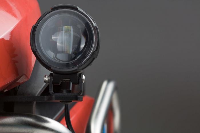Kit Proiectoare Ceat Evo Negru Honda CB 500 X (13-). [2]