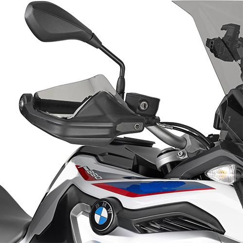 Extensie Plexiglas Pentru Protectii Maini Originale BMW F 850 GS (18 > 20) [0]