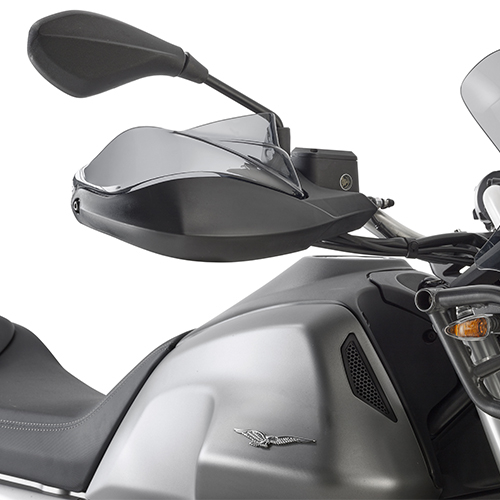 Extensie Plexiglas Pentru Protectii Maini Originale Moto Guzzi V85 TT (19 > 20) [0]