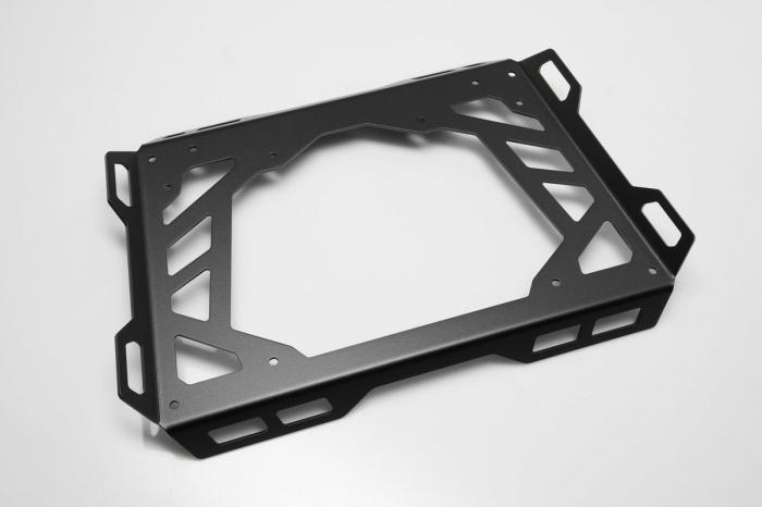Extensie suport bagaje pentru Adventure-RACK si Street-Rack 45x30 cm. Quick-Lock. Aluminium. Negru 0