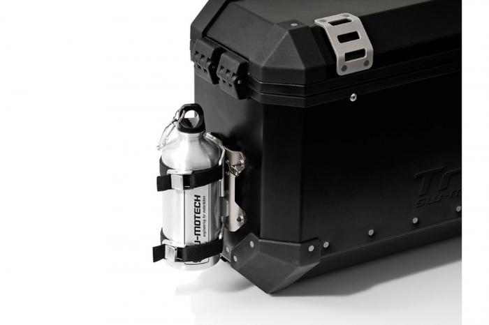 Flacon inox 0,6l cu kit prindere pe Alu-Box 1buc 0
