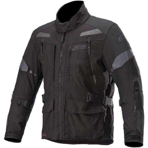 Geaca Textil Touring Alpinestars Valparaiso V3 Drystar Negru L [0]