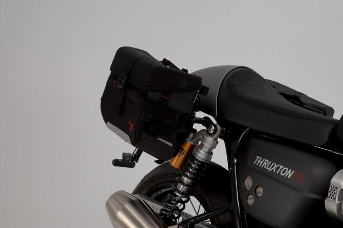 Genti laterale SysBag 10/10 cu sistem fixare pentru Triumph Thruxton RS (19-). [4]
