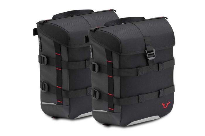 Genti laterale SysBag 15/15 cu sistem fixare pentru Honda X-ADV (20-). [0]