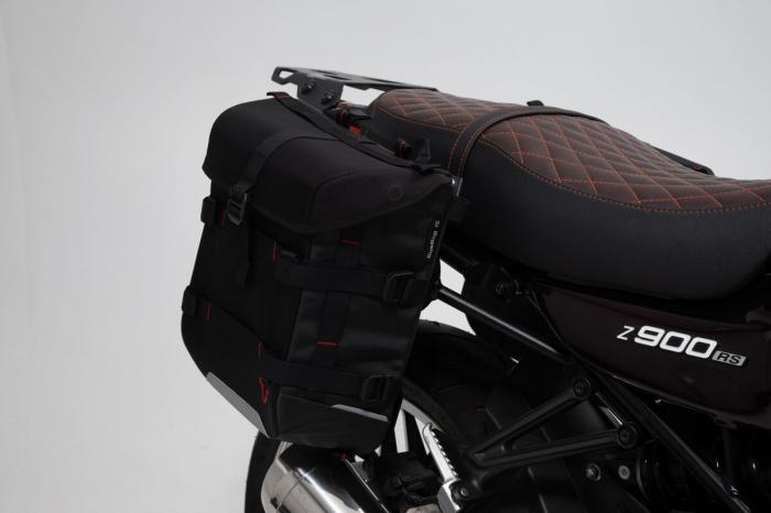 Genti laterale SysBag 15/15 cu sistem fixare pentru Kawasaki Z900RS (17-). [5]