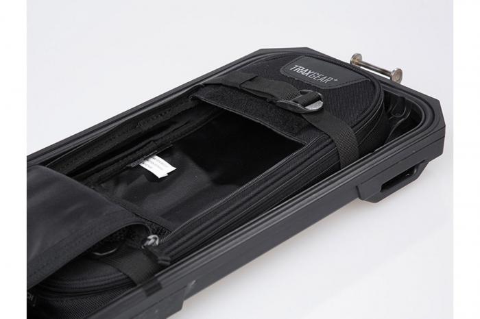 Gentuta interior neagru pentru Side case Trax Adventure M/L 5x19x40 cm 2