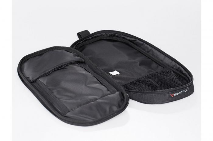 Gentuta interior neagru pentru Side case Trax Adventure M/L 5x19x40 cm 4