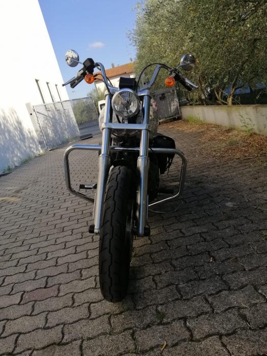 Harley-Davidson STREET BOB - an 2011 [9]