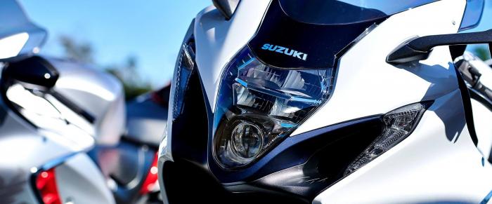 Suzuki Hayabusa [8]