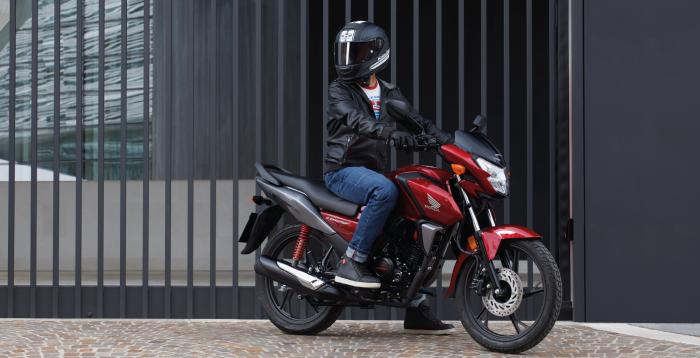 Honda CB 125 F [5]