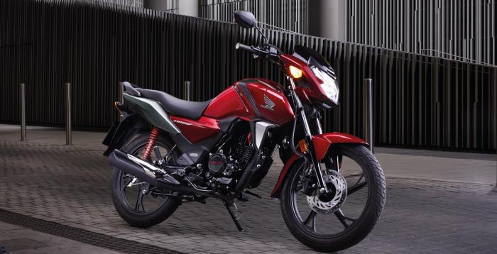 Honda CB 125 F [1]