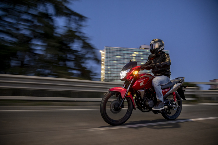 Honda CB 125 F [4]