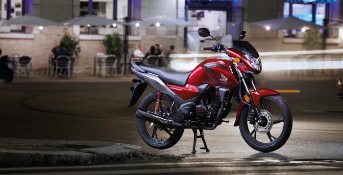 Honda CB 125 F [2]