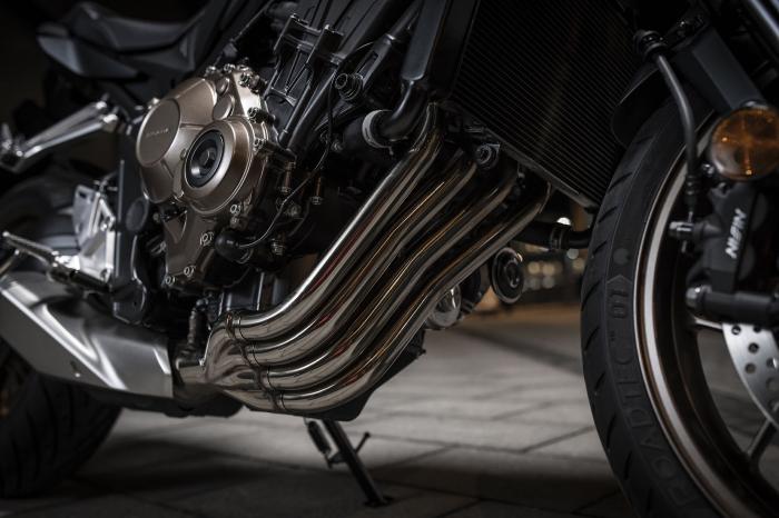 Honda CB 650 R [14]