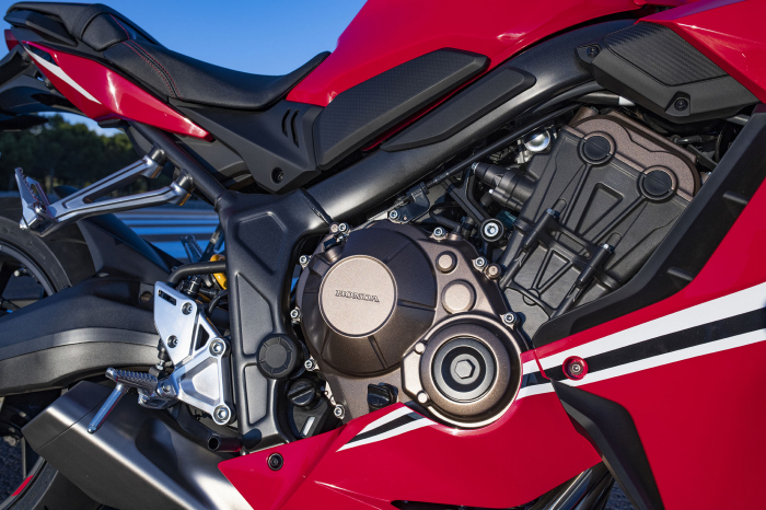 Honda CBR 650 R [9]