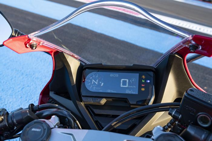 Honda CBR 650 R [7]