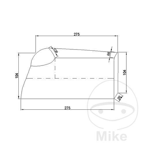 Husa Motocicleta Premium peste 500cm [1]