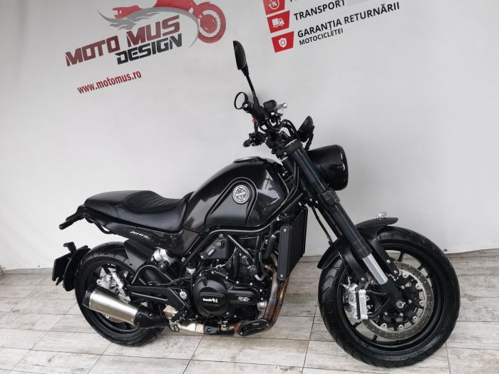 Motocicleta A2 Benelli Leoncino 500cc 47CP ABS - B96336 4