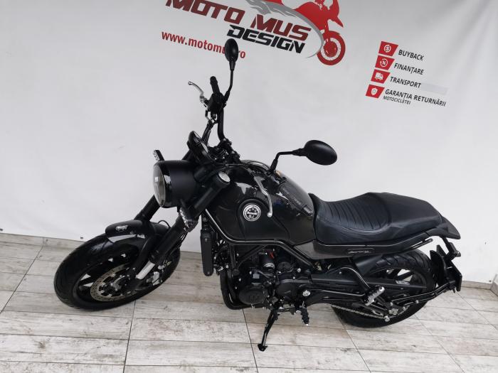 Motocicleta A2 Benelli Leoncino 500cc 47CP ABS - B96336 7