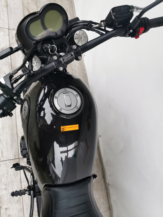 Motocicleta A2 Benelli Leoncino 500cc 47CP ABS - B96336 12
