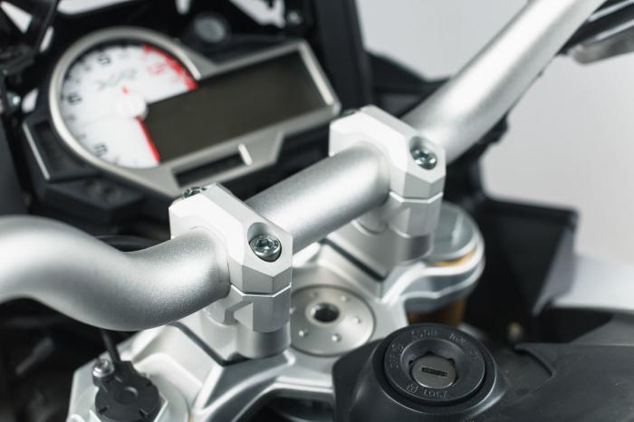 Inaltator ghidon Argintiu. h=20 mm. Argintiu MW S 1000 XR (15-). [0]