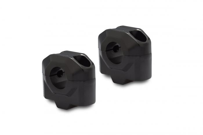 Inaltator ghidon D. 22 mm H=25 mm Negru [0]