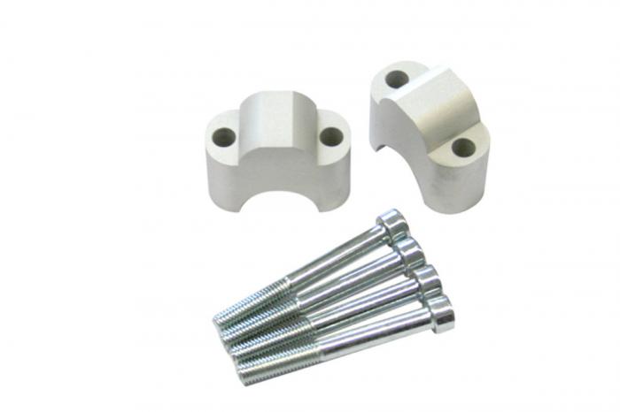 Inaltator ghidon D. 28 mm. h 30 mm. Argintiu. LEH.00.039.101 [0]